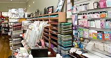 Cracker Print & Paper's Toowoomba Showroom